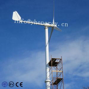Molino de Viento fabricante de 3kw de energía eólica La energía del generador de turbina