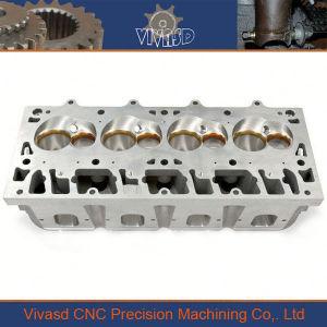 Le parti del motore hanno personalizzato le parti d'ottone del motociclo dei montaggi lavorate CNC