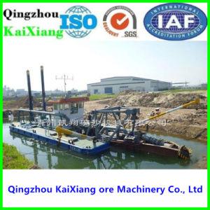 Draga de sucção de areia de mineração Máquinas e Equipamentos para venda