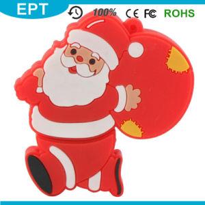 Веселого Рождества отца диск USB для подарка (EP078)
