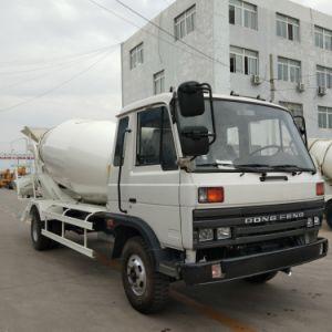 4-5 Kubikmeter-Kapazitäts-Betonmischer-LKWas