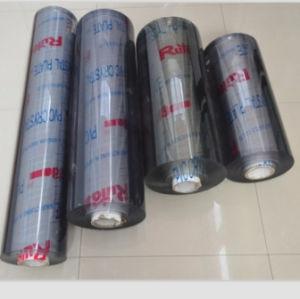 Super doux en PVC transparent en rouleaux de feuille