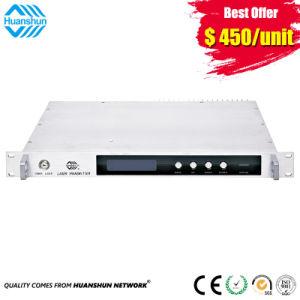 Dirigere 1550nm il trasmettitore ottico modulato della fibra CATV Digitahi TV