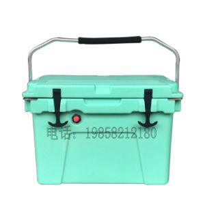 يعزل الطبّ مبرّد صندوق بلاستيكيّة جليد مبرّد وعاء صندوق