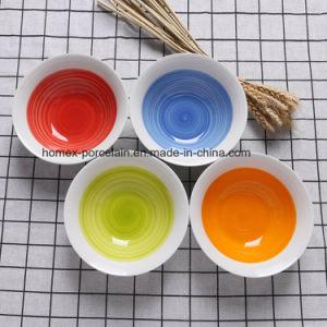 インポートのための中国の工場磁器か陶磁器のスープボウル