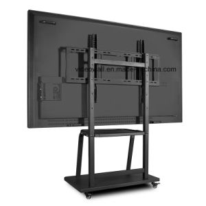 75 Bildschirm-Fingerspitzentablett interaktives Whiteboard des Zoll-4K LCD