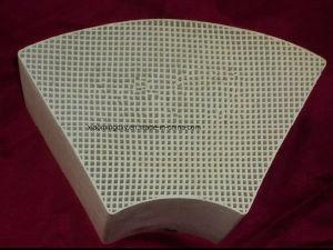 De ISO Verklaarde Accumulator van het Gas van de Verwarmer van Honingraten Ceramische