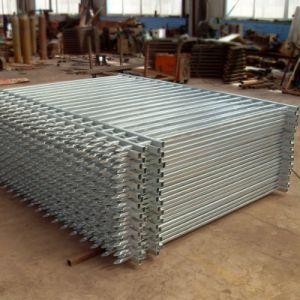 中国の製造者の卸売の囲う庭アルミニウムにプールの囲うことのためのアルミニウム塀のパネル