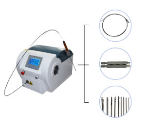 De draagbare 18W 1064nm Lipolysis van Nd YAG Machine van de Schoonheid van het Verlies van het Gewicht van de Aspirator van Liposuction