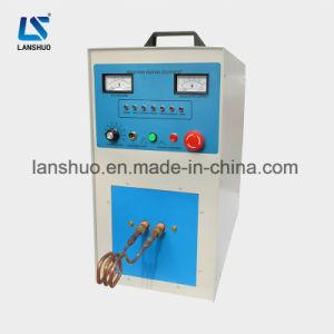 30kw de alta frecuencia de la máquina de calentamiento por inducción