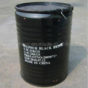 Oplosbaar gemaakte Zwarte 100% van de Zwavel