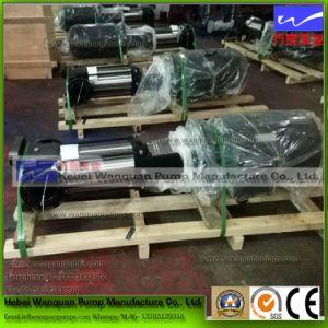 Multi-Satge pompe haute pression pour système de RO de l'eau industrielle