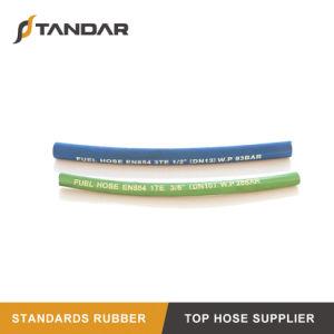 織物の編みこみの圧力燃料ディスペンサーのための適用範囲が広いゴム製燃料ホース