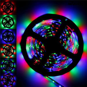 12 В постоянного тока 5050 300 LED Nonwaterproof белого света светодиод для поверхностного монтажа газа освещение 5m/стабилизатора поперечной устойчивости