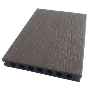 Water-Proof verde Anti-UV de madera de grano de madera revestimientos compuesto de plástico (6 colores disponibles)