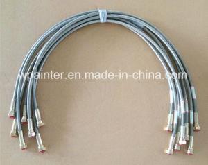 3/8本の SAE100 R14 PTFEのテフロンステンレス鋼のホース