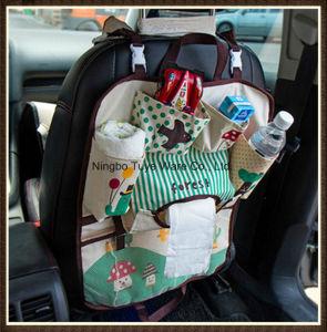 El coche Backseat bolsa puede doblar en la Bolsa Bolsa de almacenamiento