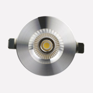 Diodo emissor de luz Recessed da ESPIGA de Dimmable do dispositivo elétrico de 7W Downlight com Ce RoHS