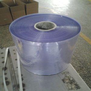 PVC avec l'épaisseur de film thermorétractable 0,02-0.10mm