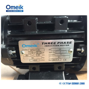 氏の三相1HP AC誘導電動機