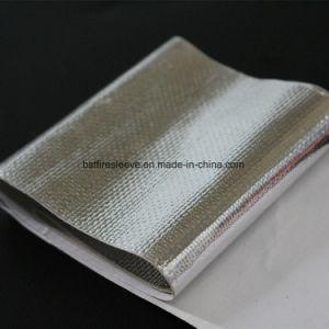 Resistente al calor radiante Cinta aislante de fibra de vidrio aluminizado