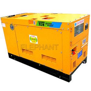 20kw 25kVA Groupe électrogène Diesel insonorisées de l'éléphant