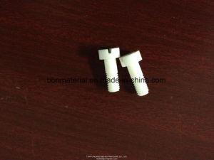 Elevada dureza personalizada cerámica alúmina tornillo M6