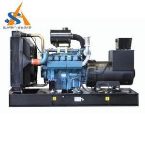 Genset diesel avec l'engine de Perkins de Chine