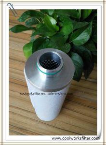Sullair 공기 압축기는 기름 필터 보충 02250106-789를 분해한다
