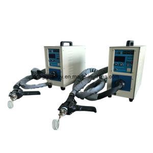 Mini-computador portátil 15kw aquecedor por indução para brasagem