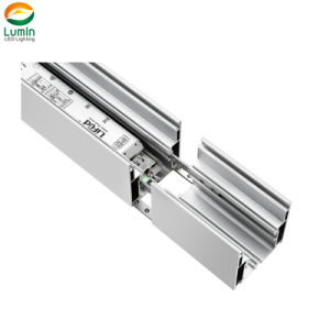 40W 75*75mm Dimmable 펜던트 LED 선형 중계 빛