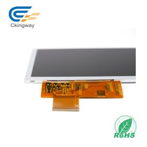 5.0  200CD/M2 TFT Type HDMI LCD Monitorwith Rtp