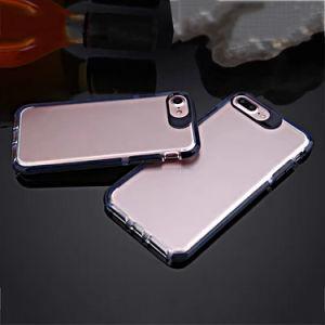 iPhone 7のための1つのTPU+PCの携帯電話の携帯電話の箱に付き工場卸し売り高品質の最も新しい到着2つ