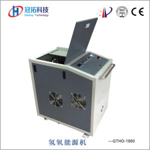 Llama de Gas Hho Generador Oxy-Hydrogen Máquina de soldadura desea Distribuidores generador de HHO