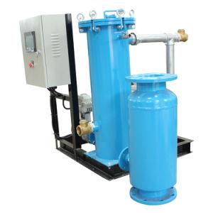 Esfera de borracha automática da máquina para limpeza do tubo do condensador