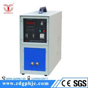 La pequeña portátil de alta frecuencia de alimentación soldador de inducción