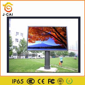 P6 colore completo esterno LED che fa pubblicità alle visualizzazioni