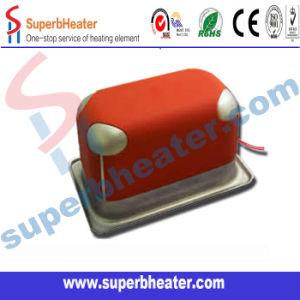 고품질 실린더 가스 실리콘 고무 히이터 발열체