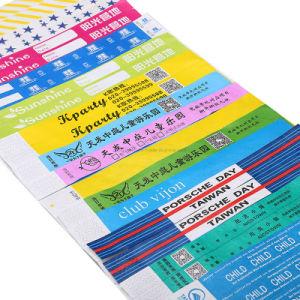 주문 로고 싼 가격 처분할 수 있는 방수 Tyvek 서류상 소맷동