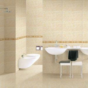 Bouwmateriaal 300*600mm de Verglaasde Binnenlandse Ceramische Tegels van de Muur (6302)