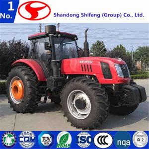 Het Landbouwbedrijf van de levering 150HP 4WD/Compacte /Agricultural Tractor met ISO