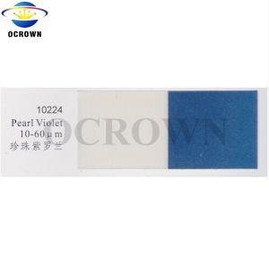 10224 фиолетовый помех Pearl пигмент автомобильная краска