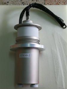 Металлические трубы электронных Triode керамического нагревательного элемента (ITK60-2)