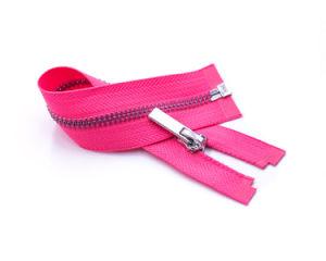 De Ritssluiting van het metaal met de Roze Band van de Kleur en Buitensporige Trekker/Hoogste Kwaliteit