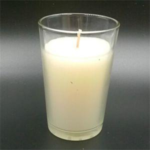 Jarra de vidro tipo vela vela da Igreja