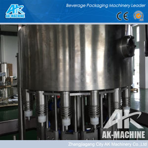 12000bph純粋な天然水のびん詰めにする満ちるパッキング機械