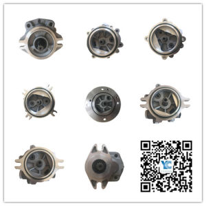 Pompa a ingranaggi di serie di Kawasaki K3V K3V112 K5V140 K3V63