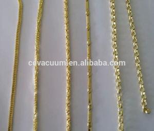 Macchina della metallizzazione sotto vuoto della collana PVD del metallo