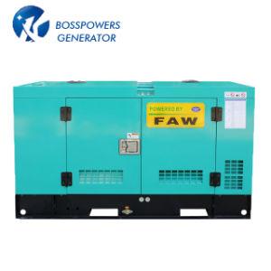 Un tipo silenzioso generatore di 3 fasi del diesel di Isuzu 25kVA