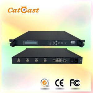 1つのHD-SDI MPEG-4 Avc/H. 264 IPTVのエンコーダに付き4つ